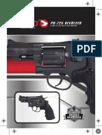 PR725 Airgun manual