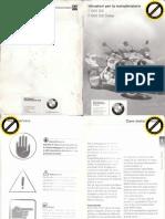 Libretto Uso e Manutenzione