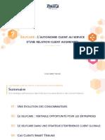 Offer 12 - Lautonomie client au service dune relation client augmentée