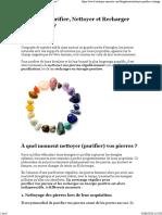 Comment Purifier, Nettoyer et Recharger mes Pierres _.pdf