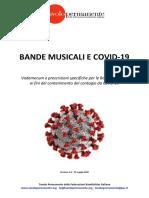Bande Musicali e Covid-19 - V1.0