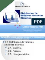Sesión 2-Distribuciones de Probabilidad discreta