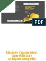 Educación TransDisciplinar