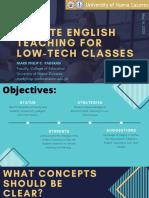 REMOTE ENGLISH TEACHING FOR LOW-TECH CLASSES.pdf