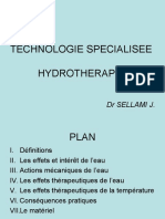 hydrotherapie 2011h2.ppt
