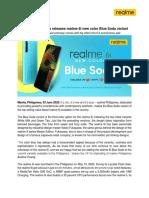 Press Release_realme 6i Soda Blue Philippine Launch