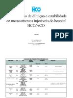 PADRONIZAÇÃO DE MEDICAMENTO 2019
