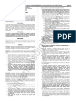 Gaceta Oficial 41891 Resolucion Covid