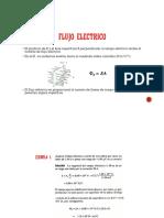 Ley de Gauss. Aplicaciones