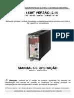 URP1439TV214r12 - Manual de Operação