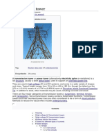 transmission tower design