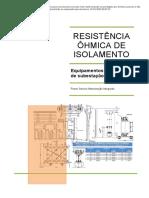 #4.RESISTENCIA OHIMCA DE ISOLAMENTO