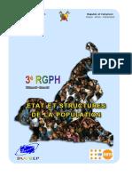 tome 1 - etat et structure de la population