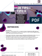 ERRORES TIPO I Y II EQUIPO 8