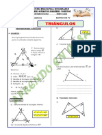 ficha complementaria deTriangulos-para-Cuarto-de-Secundaria