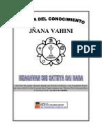 La Senda Del Conocimiento - Jnana Vahini