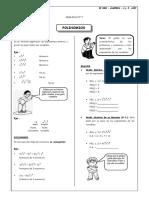 Sesion Nº 7 Algebra