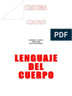 Cristina Cairo-El Lenguaje Del Cuerpo