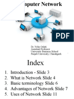 Network Introduction