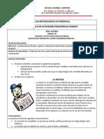 plan de aula español (grado 5)