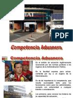 5to año Clase III Competencia Aduanera