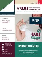 Boletín UAI junio 2020