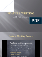 Feature Writing2