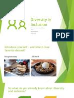 diversity   inclusion workshop 3
