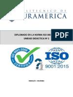 UNIDAD DIDÁCTICA 2-NORMA ISO 9001-2015