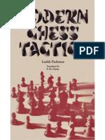 Ludek Pachman - Modern Chess Tactics