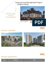 R1_Proposed Commercial and Residential Project Radhe Infinity