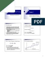 Kursus Statistika Lanjut