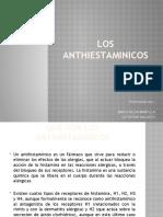 LOS ANTHIESTAMNICOS