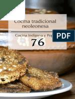 Cocina tradicional neoleonesa
