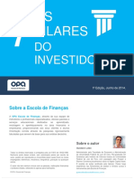 Os 7 pilares do investidor de sucesso - Ebook
