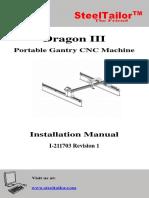 User manual Dragon III 2017.8.22 final -