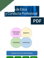 Codigo Etica Profesional