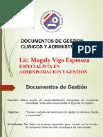 Documentoss de gestion de Enfermería 2019
