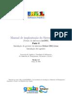 manual instalação Debian