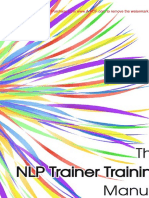 [Peter_Freeth]_The_NLP_Trainer_Training_Manual