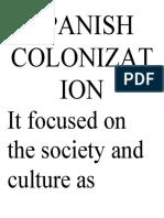 SPANISH COLONIZATION.docx