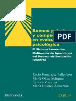 Buenas prácticas y competencias en Evaluación Psicológica - Rocio Fernandez-Ballesteros.pdf