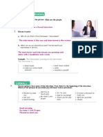 Wh- questions Activity - april 4