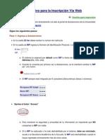 Manual Inscripcion