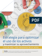 Estrategia para optimizar el uso de activos -Ciclo de Vida - Vida Remanente_P21E29