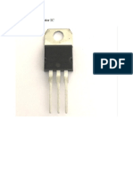 7805 Voltage Regulator IC