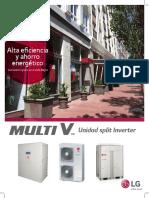 Leaflet Multi V Ducted TECAM