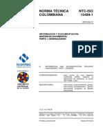 NTC-ISO15489-1 NORMA TÉCNICA GESTION DE DOCUEMNTOS