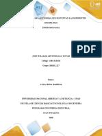 Fase FASE 2– IDENTIFICAR LAS TEORÍAS QUE SUSTENTAN LAS DIFERENTES DISCIPLINAS  100101 127