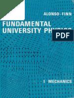 [Addison-Wesley Series In Physics] Marcelo Alonso, Edward J. Finn - Fundamental University Physics I Mechanics (1967, Addison-Wesley Publishing Company).pdf